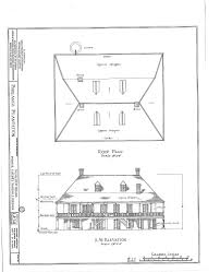antebellum house plans floor plans parlange plantation house new roads louisiana