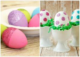 decorations for easter eggs creative easter eggs 15 easter egg decorating ideas
