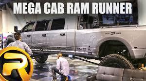 dodge ram runner mega cab ram runner sema diesel brothers diesel sellerz dave