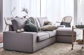 Two Arm Chaise Lounge Kivik Ikea