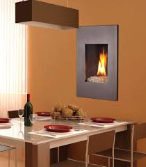 natural gas ventless fireplace inserts logs smell vented vs