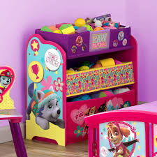 Disney Toy Organizer Delta Children Paw Patrol Deluxe Multi Bin Toy Organizer Kid U0027s