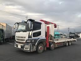 mitsubishi trucks 2015 mitsubishi self crane 2015 02 qkg fs50vz r041426 used truck retrus