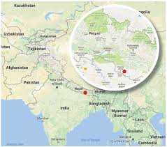 Nepal Map World by Pwrdf Responds To Nepal Appeals For Help After Flooding