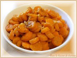la cuisine de corinne carottes au cumin dans la cuisine de corinne