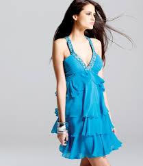 elegant short dresses 2013 high fashion dresses blue cocktail