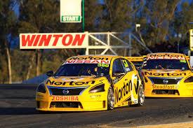 Nissan Altima V8 - nissan motorsport wins v8 supercar championship at winton