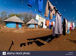 adobe houses washing on the line adobe houses thohoyandou venda vhembe