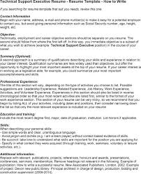 Example Technical Resume by Technical Support Engineer Resume Samples Resume Good It Support