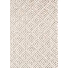 White Area Rug Natco Ronin White 7 Ft 6 In X 9 Ft 6 In Area Rug Wel7696