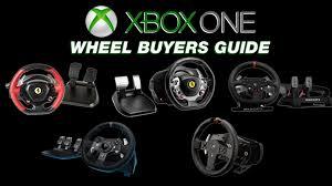 buyers guide xbox one racing wheel buyers guide by inside sim racing youtube