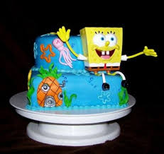 spongebob cake ideas spongebob cake pictures spongebob birthday cake