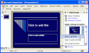 powerpoint locating and storing your templates