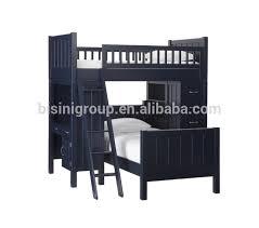 bureau echelle style américain cagne superposés lit avec bureau haute qualité