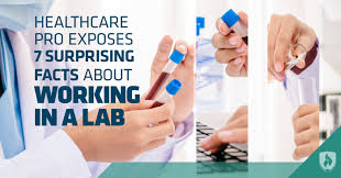 healthcare pro exposes 7 surprising facts about working in a lab