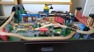 mountain rock train table imaginarium mountain rock train table toys games calgary kijiji