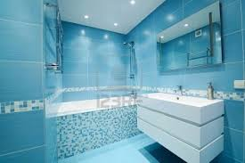 incredible blue white bathroom decorating ideas in 1440x1152