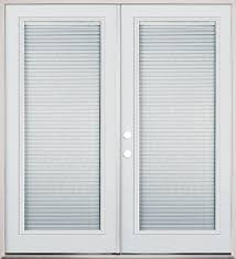 Patio Doors With Blinds Inside Mini Blind Patio Doors Go From View To