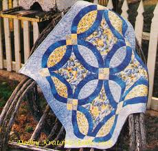 debby kratovil quilts one more double wedding ring quilt and