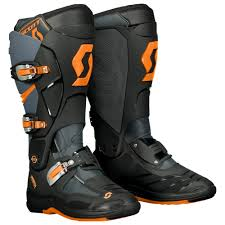 leather motocross boots motosports scott