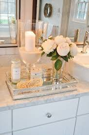 bathroom countertop decorating ideas excellent best 25 bathroom tray ideas on counter decor