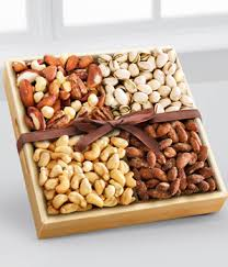 nuts gift basket kosher assorted nuts tray at from you flowers