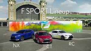 lexus sports car japan 2016 lexus f sport cm japan youtube