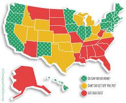 Indiana Map Us Fridge Wisdom Same Marriage Legal In Indiana Designer Daddy