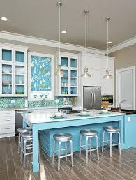 cuisine bleu ciel la cuisine bleu on l adore deco cool