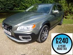 used volvo xc70 green for sale motors co uk
