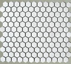 Hexagon Backsplash Tile by Glossy White Porcelain Tile Kitchen Backsplash Wall Tiles Pcmt050