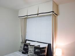how to make a bed canopy hgtv
