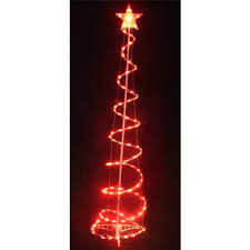 red and white bulb christmas lights 39 99 59 99 6 lighted white spiral christmas tree scuplture yard