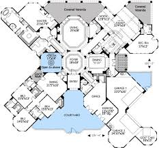 luxury home blueprints 11 best house plans images on floor plans house