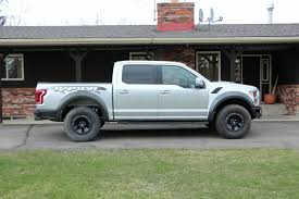ford raptor side view test drive 2017 ford f 150 raptor exhausted ca