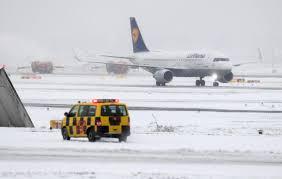 Wetter In Bad Vilbel Nach Wetter Chaos Flugbetrieb In Frankfurt Normalisiert Sich Nach
