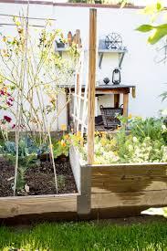how to start a garden build garden beds diana elizabeth