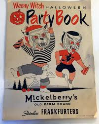 weeny witch halloween party book from zombos u0027 closet