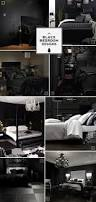 Black Modern Bedroom Furniture Best 25 Black Bedroom Design Ideas On Pinterest Monochrome