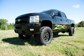 lifted gmc zone offroad 5