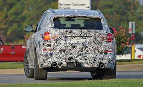 2018 x3 g01 u s 2018 bmw x3 spied at spartanburg plant with less camouflage shows