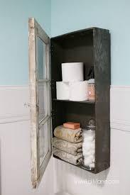 How To Make Bathroom Cabinets - diy bathroom cabinet