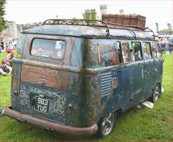 volkswagen hippie van name hippie bus bohemian vw camper new vw camper van rat look from car