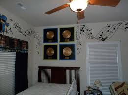 Music Themed Bedroom Music Themed Bedroom Ideas To Decorate A Bedroom Wall Grobyk Com