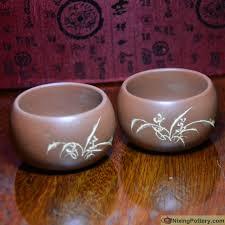 Handmade Tea Cups - teacups ceramic qinzhou nixing pottery handmade tea cup