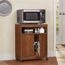 microwave stand home u0026 garden ebay