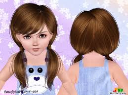 childs hairstyles sims 4 female hair54 hairstyles b fly provide personalized