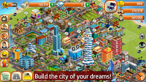 village city island sim farm build virtual life android apps