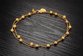 girl gold bracelet images Gold bracelet designs girl bracelet with electronic chips ankle jpg