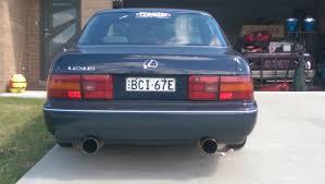 lexus ls400 my 1993 lexus ls400 australian delivered page 3 clublexus